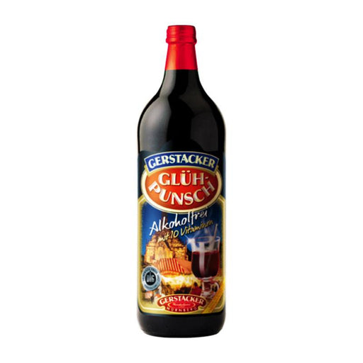 Gerstacker Glühpunsch Drink Mix, 33.8 fl oz