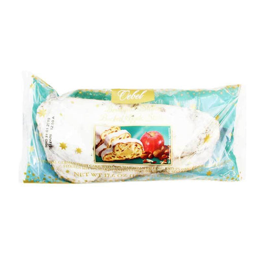 Oebel Baked Apple Stollen, 17.6 oz