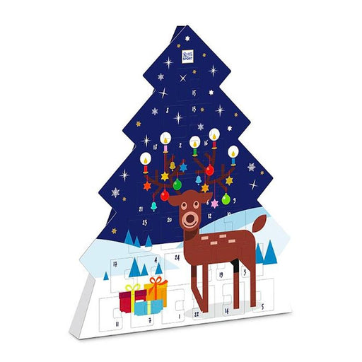 Ritter Sport Christmas Tree Advent Calendar, 7.3 oz (208 g)