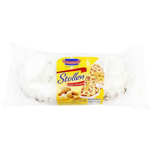 Kuchenmeister Luxury Marzipan Holiday Stollen, 1 lb 10.4 oz (750 g)