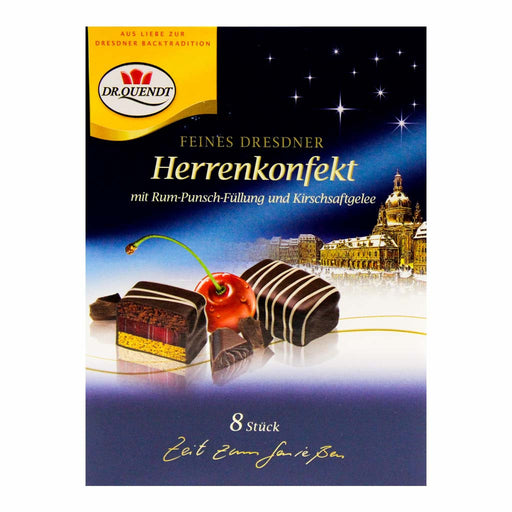 Chocolate Gingerbread with Cherry Jelly by Dr. Quendt 5.6 oz
