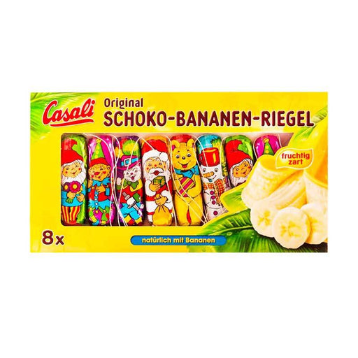 Casali Schoko-Bananen Holiday Bars, 3.9 oz (110 g)