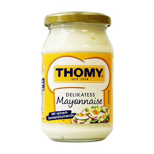 Thomy Delikatess Mayonnaise, 8.4 fl oz (250 ml)