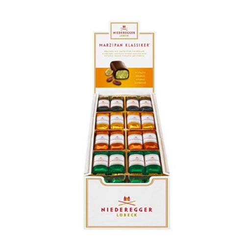 Niederegger Variety Marizpan Assortment, 80 - 0.44 oz. (12.5g)