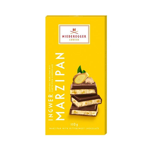 Niederegger Marzipan with Ginger, 3.8 oz. (110g)