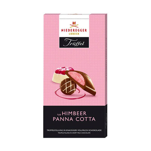 Niederegger Raspberry Panna Cotta Chocolate Tablet, 3.5 oz. (100g)