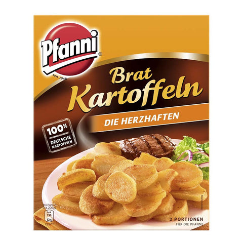 Fried Potatoes Bratkartoffeln by Pfanni 14 oz