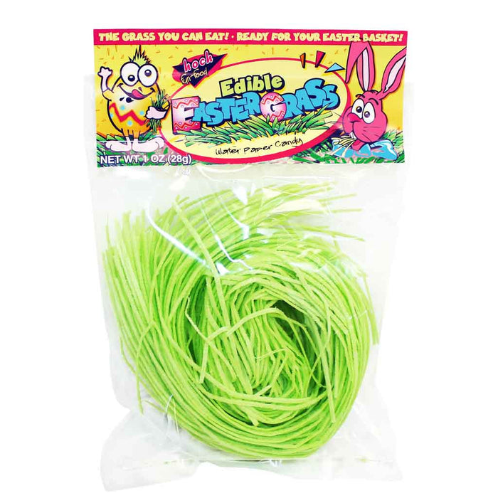 German Edible Candy Easter Grass by Hoch 1 oz