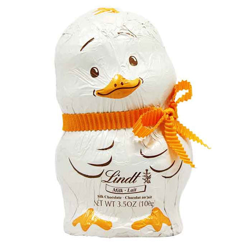 Easter Milk Chocolate Chick by Lindt 3.5 oz