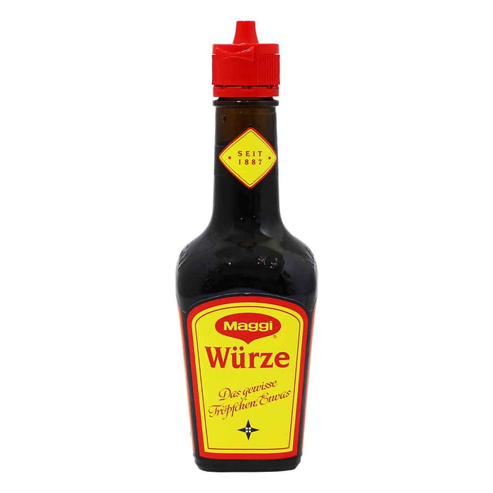 Maggi Wurze Liquid Seasoning, 4.4 oz (125g)