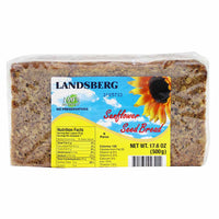 German Sunflower Seed Bread by Landsberg, 17.6 oz (500 g)