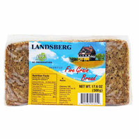 Landsberg German Five Grain Bread, 17.6 oz (500 g)