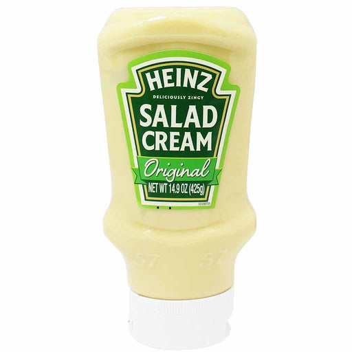 Heinz Original Salad Cream, 14.9 oz (425 g)