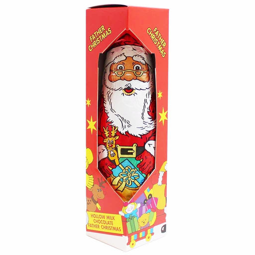 Wawi Milk Chocolate Father Christmas, 5.2 oz (150 g)
