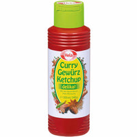 Hela Mild Curry Ketchup, 10 oz (300 ml)