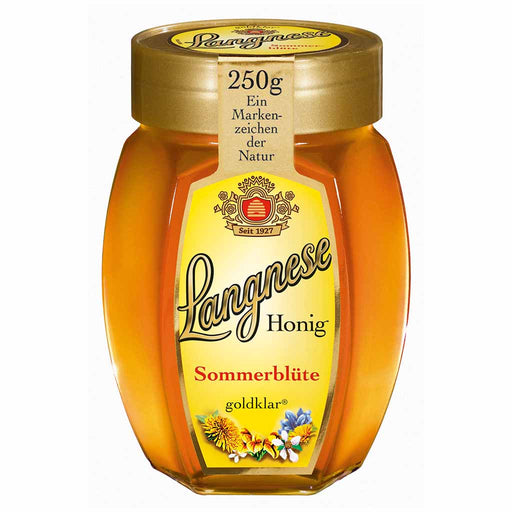 Langnese Sommerblute Summer Flower Honey, 8.8 oz (250 g)
