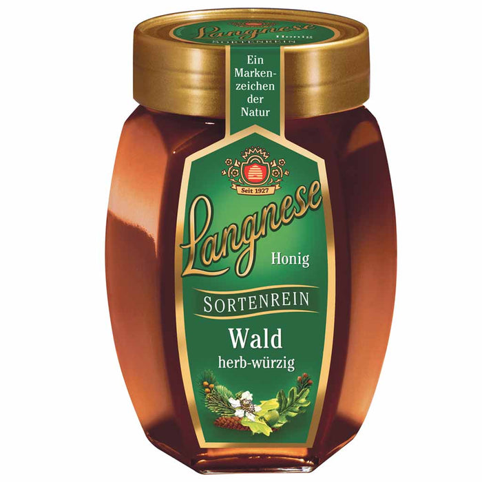 Langnese Forest Honey, 13.2 oz (375 g)