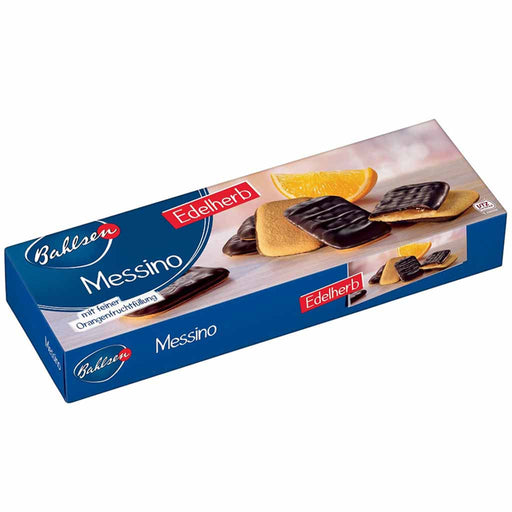 Bahlsen Orange Dark Chocolate Messino Cookies 4.4 oz. (125g)