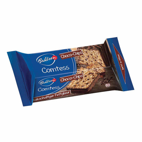 Bahlsen Chocolate Chip Comtess Cake 12.3 oz. (350g)