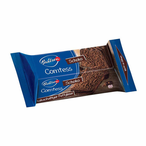 Bahlsen Chocolate Comtess Cake 12.3 oz. (350g)