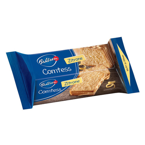 Bahlsen Lemon Comtess Cake 12.3 oz. (350g)