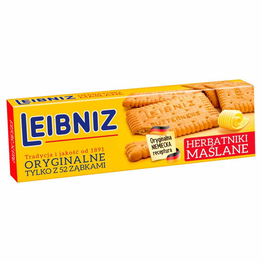 Leibniz Butterkek Cookies 3.5 oz. (100g)