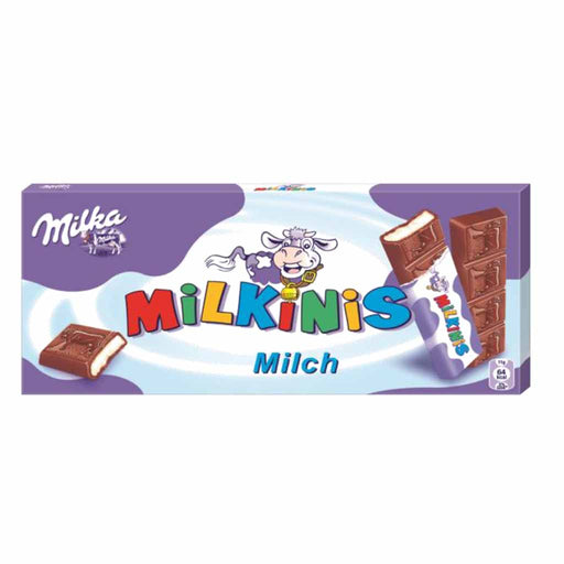 Milka Milkinis Sticks, 3 oz (87 g)