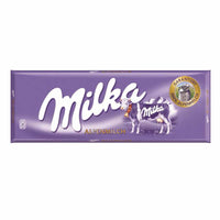 Milka XL Alpine Milk Chocolate, 8.8 oz (250 g)