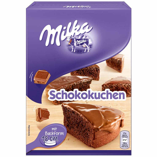 Milka Schokokuchen Chocolate Cake Mix, 8.1 oz (230 g)