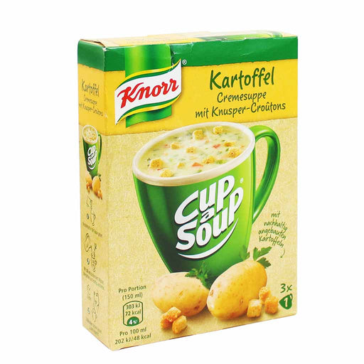 Knorr Instant Potato Cream Soup, 3 x 0.5 oz Packs