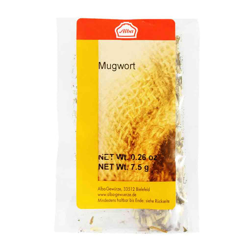 Alba German Mugwort, 0.2 oz (7 g)