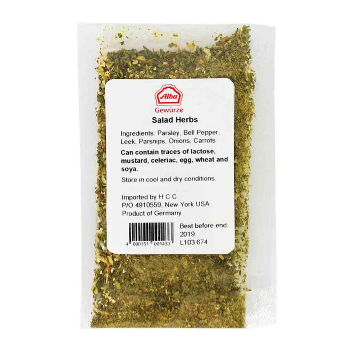 Alba German Salad Herbs 0.4 oz.