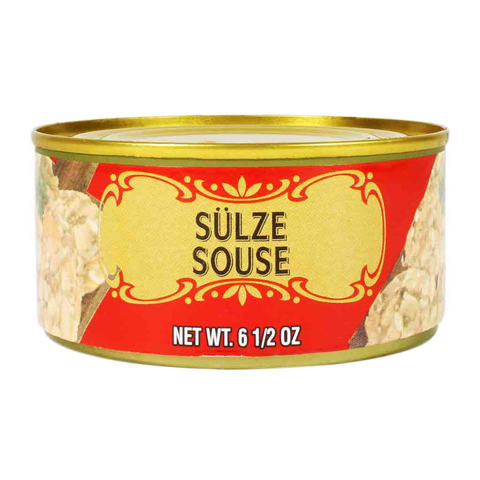 Geier's German Style Head Cheese Sulze 6.5 oz.