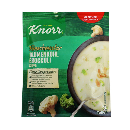 Knorr Gourmet Broccoli Cauliflower Soup, 1.8 oz