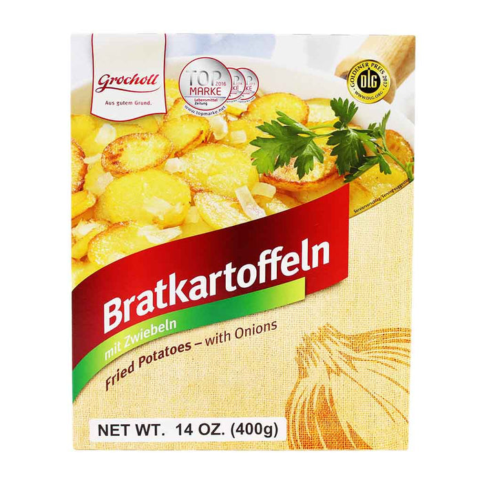 Grocholl - Fried Potatoes with Onion, 14 oz.