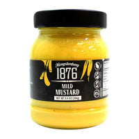 Hengstenberg - Mild Mustard, Germany, 9.4 oz. (266 ml)