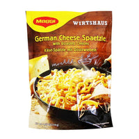 Maggi Ð German Cheese Spaetzle with Roasted Onions, Packet, 4.19 oz. (119 g)