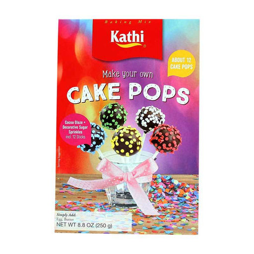 Kathi Ð Cake Pops Mix, Germany, 8.8 oz. (250 g)