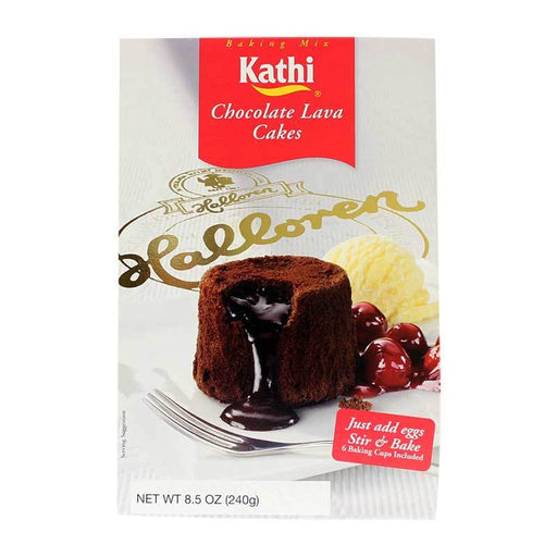 Kathi Ð Chocolate Lava Cake Mix, Germany, 8.5 oz. (240 g)