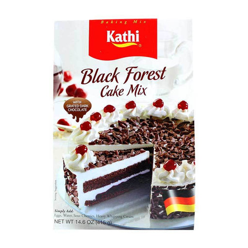 Kathi Ð Black Forest Cake Mix, Germany, 14.6 oz. (415 g)