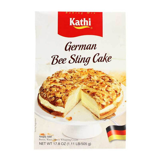 Kathi Ð German Bee Sting Cake Mix, Germany, 14.6 oz. (415 g)
