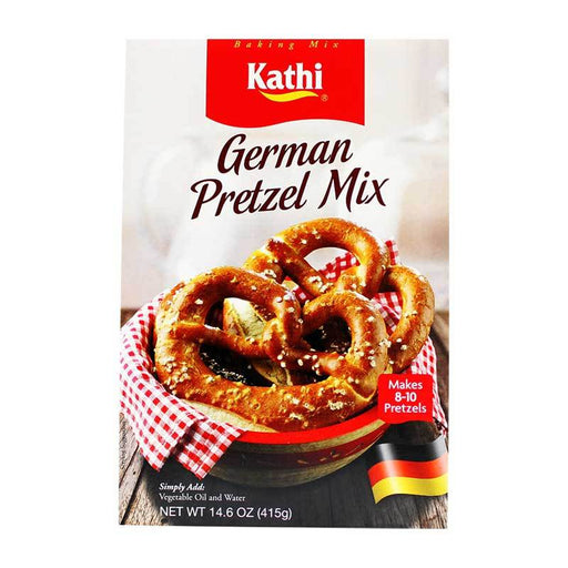 Kathi Ð German Pretzel Mix, Germany, 14.6 oz. (415 g)