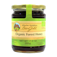 BioGold - Organic Forest Honey, 17.6oz (500g)
