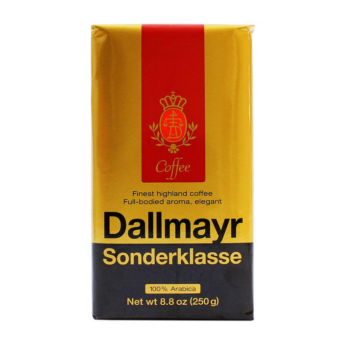 Dallmayr Sonderklasse (Vacuum packed) – 8.8 oz (250g)