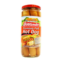 Boklunder – Premium Hot Dogs, Germany 10.58 oz (300 g)