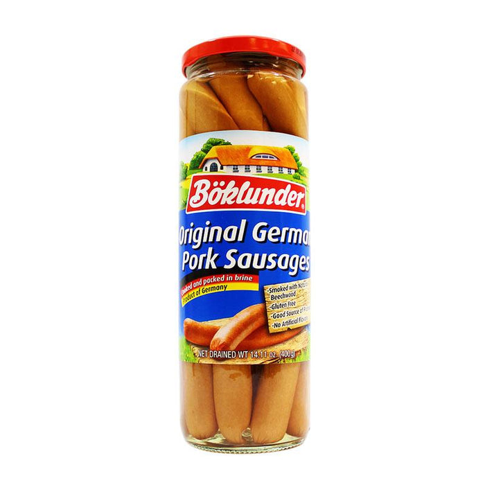 Boklunder – Original German Pork Sausages, Germany 14.11 oz (400 g)