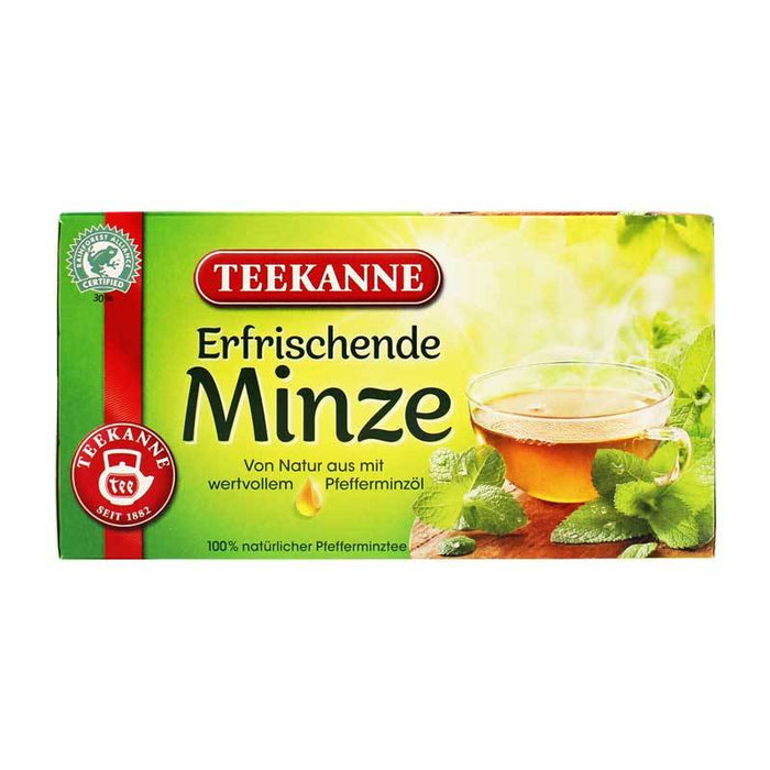 Teekanne Ð Peppermint Tea, 1.58 oz (45 g)