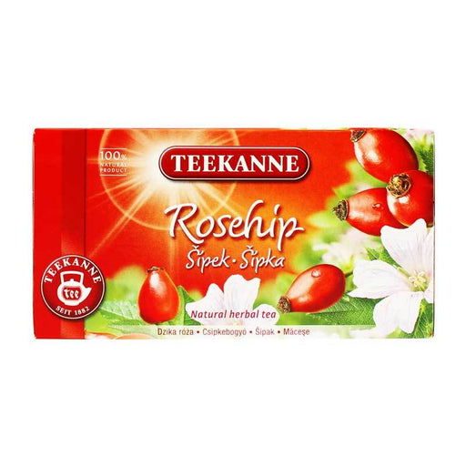 Teekanne Ð Rosehip Tea with Hibiscus, 1.9 oz (54 g)