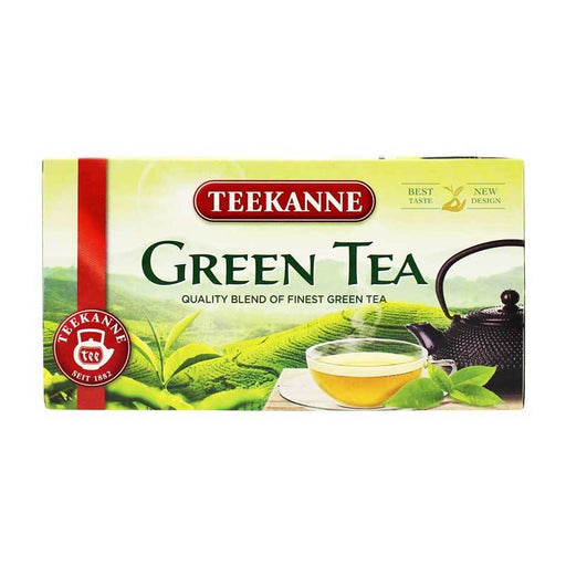 Teekanne Ð Green Tea, 1.23 oz (35 g)