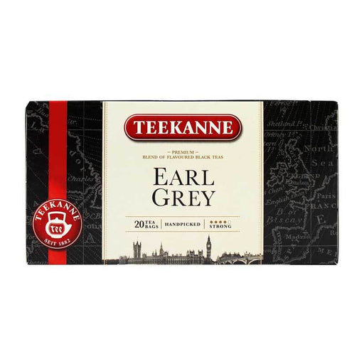Teekanne Ð Earl Grey Tea, 1.16 oz (33 g)